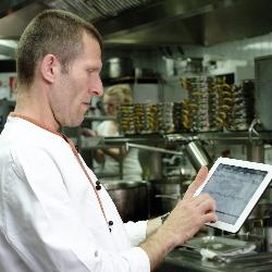 Hotellerie und (System-) Gastronomie awenko.qm Lebensmittelkontrolle datenerfassung checklisten