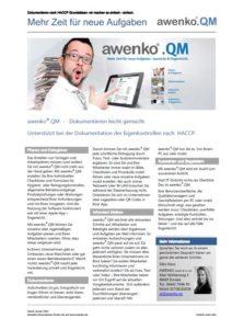 awenko.qm vorteile qualitätsmanagement it lösung software mobile app