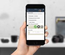 Formulare bearbeiten mit der awenko.QM-App
