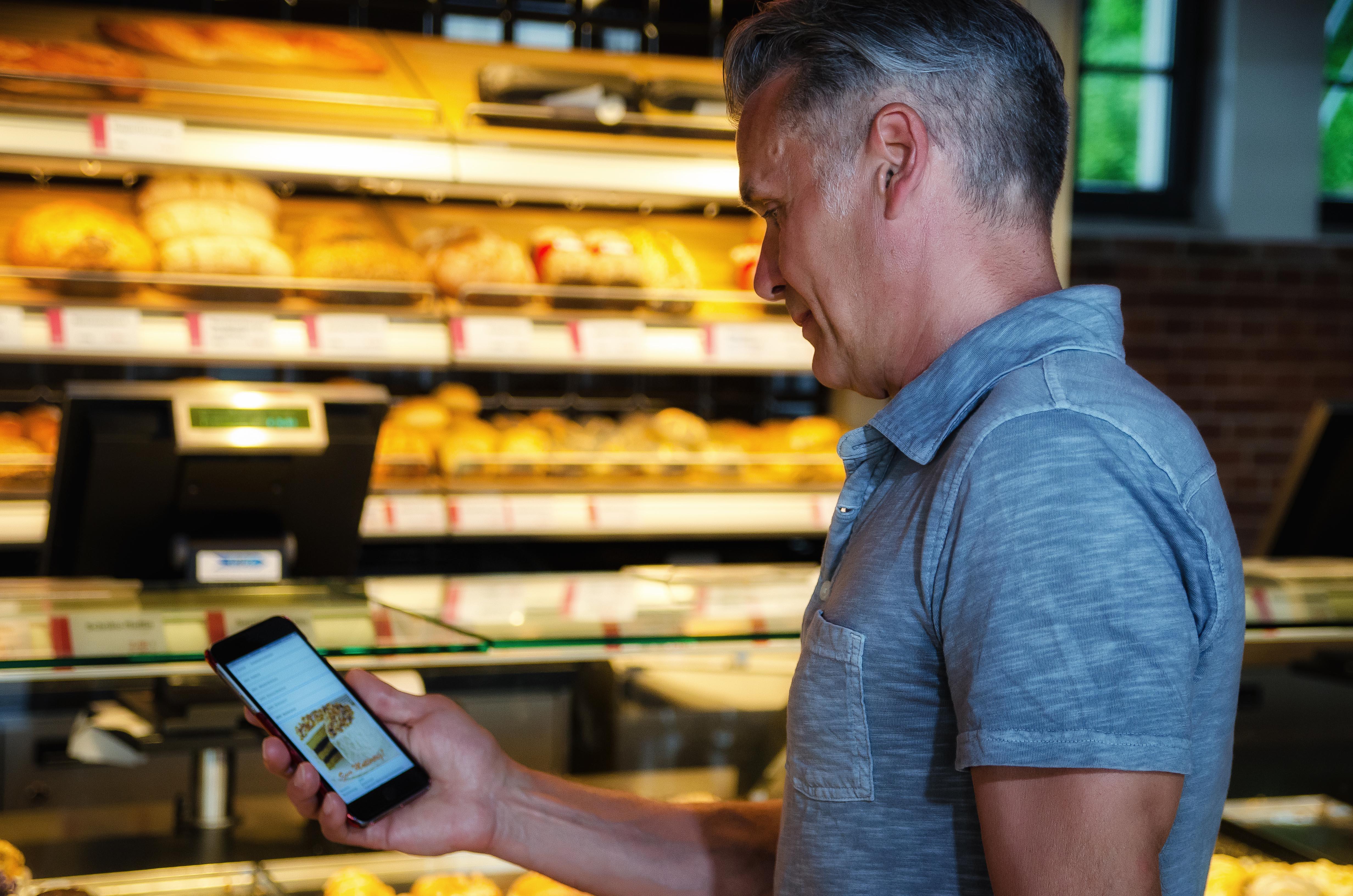 Consumer-App von Awenko