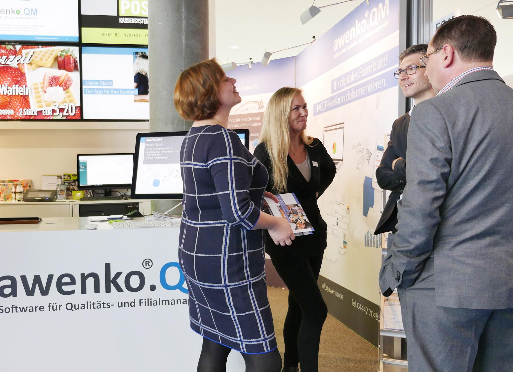 Awenko informiert auf Südback 2017