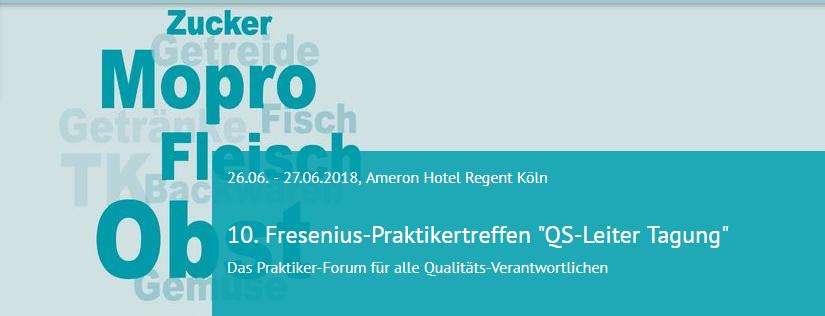 QS Leiter Tagung Fresenius