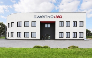awenko360 QM Software - Firmengebäude